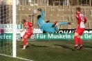 FC Homburg vs Kickers Offenbach - David Salfeld absolviert sein 100. Pflichtspiel für Homburg_2