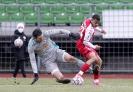 FC Homburg vs SC Freiburg 2 - David Saalfeld gegen Emilio Kehrer
