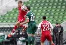 FC Homburg vs SC Freiburg 2 - Johannes Manske gegen Stefano Maier