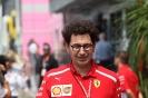 GP Deutschland 2018 - Mattia Binotto