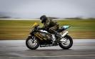 Historisches Flugplatzrennen - Andrew Debie - Honda VTR 1000